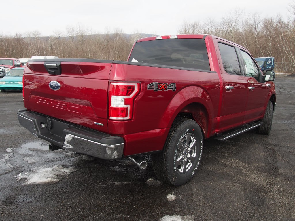 2019 F-150 SuperCrew Cab 4x4,  Pickup #10032T - photo 2