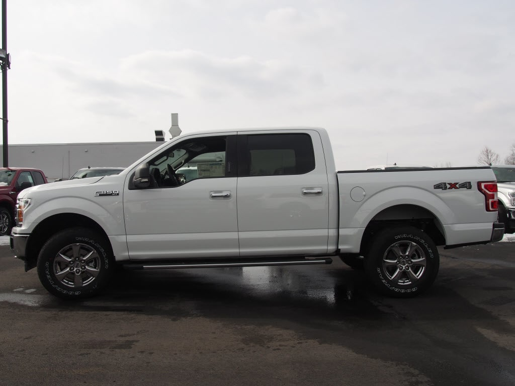 2019 F-150 SuperCrew Cab 4x4,  Pickup #10033T - photo 5