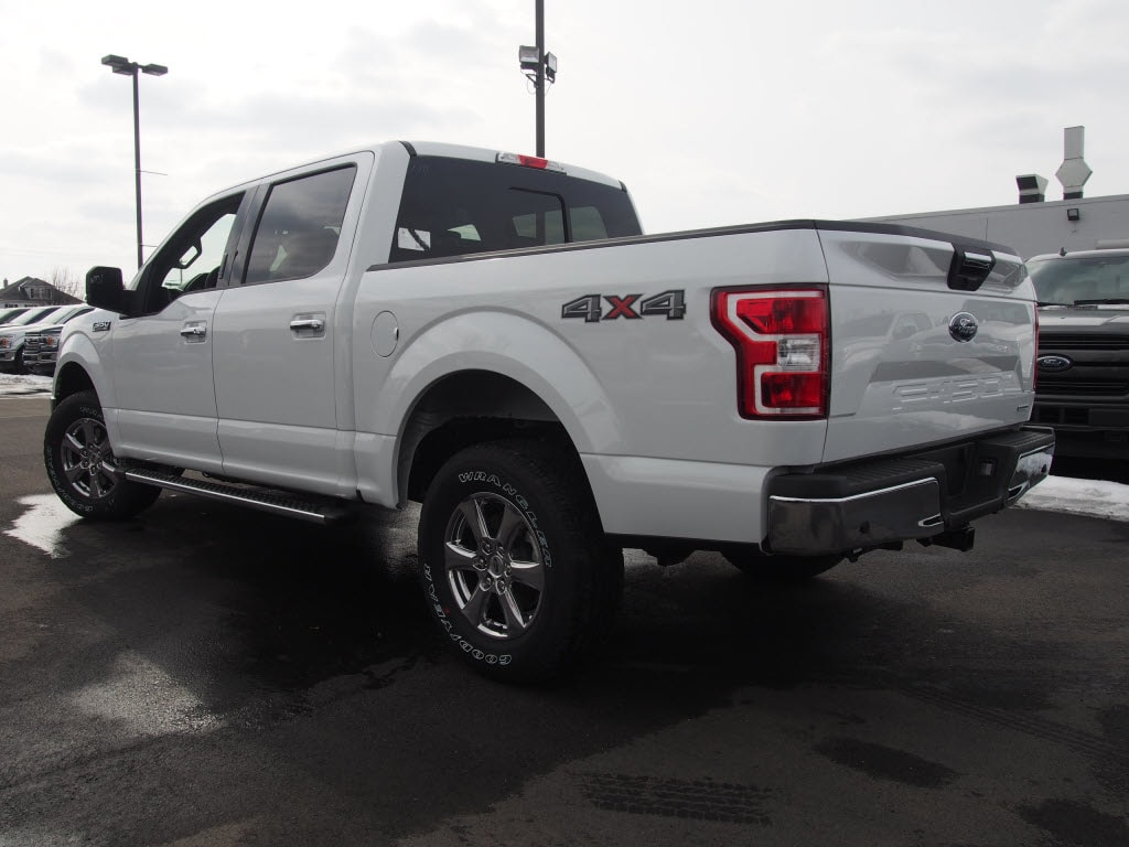 2019 F-150 SuperCrew Cab 4x4,  Pickup #10033T - photo 6