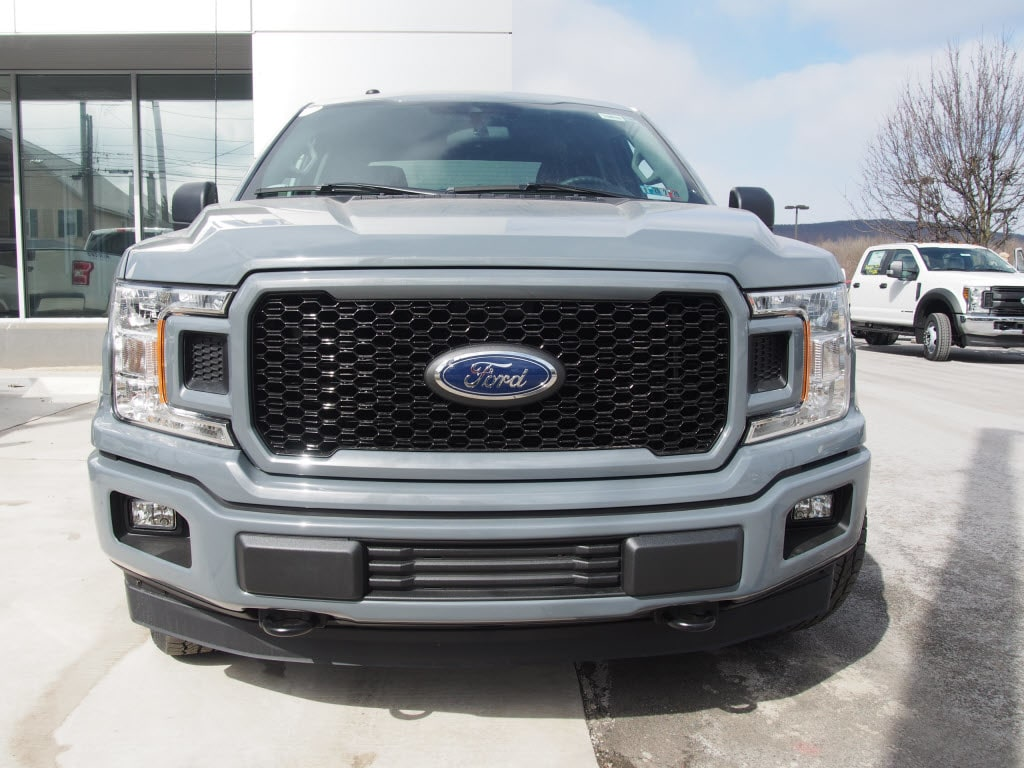 2019 F-150 SuperCrew Cab 4x4,  Pickup #10035T - photo 3