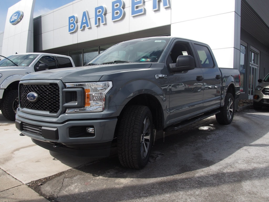 2019 F-150 SuperCrew Cab 4x4,  Pickup #10035T - photo 4