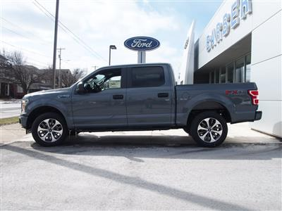 2019 F-150 SuperCrew Cab 4x4,  Pickup #10035T - photo 5