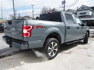 2019 F-150 SuperCrew Cab 4x4,  Pickup #10035T - photo 2