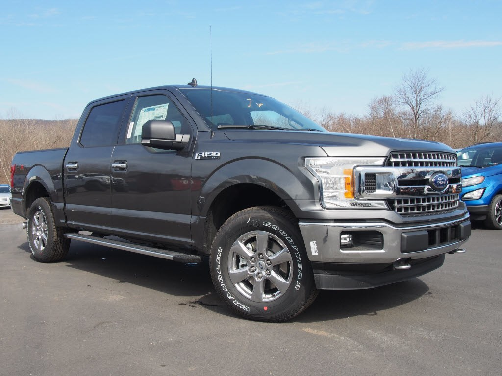 2019 F-150 SuperCrew Cab 4x4,  Pickup #10072T - photo 3