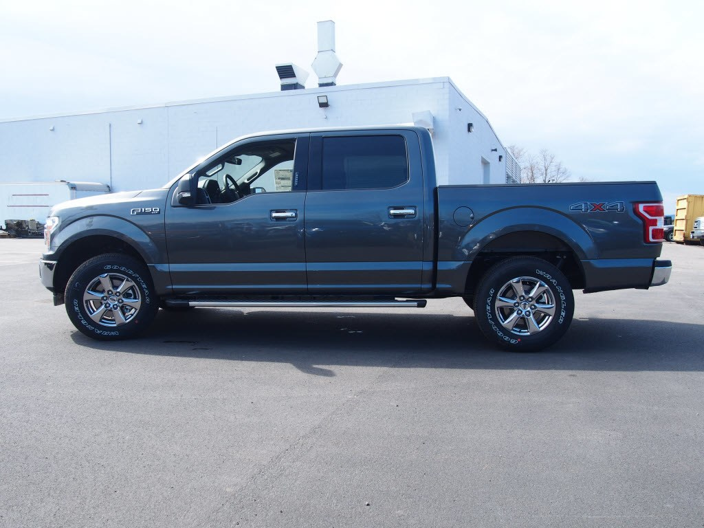2019 F-150 SuperCrew Cab 4x4,  Pickup #10072T - photo 5