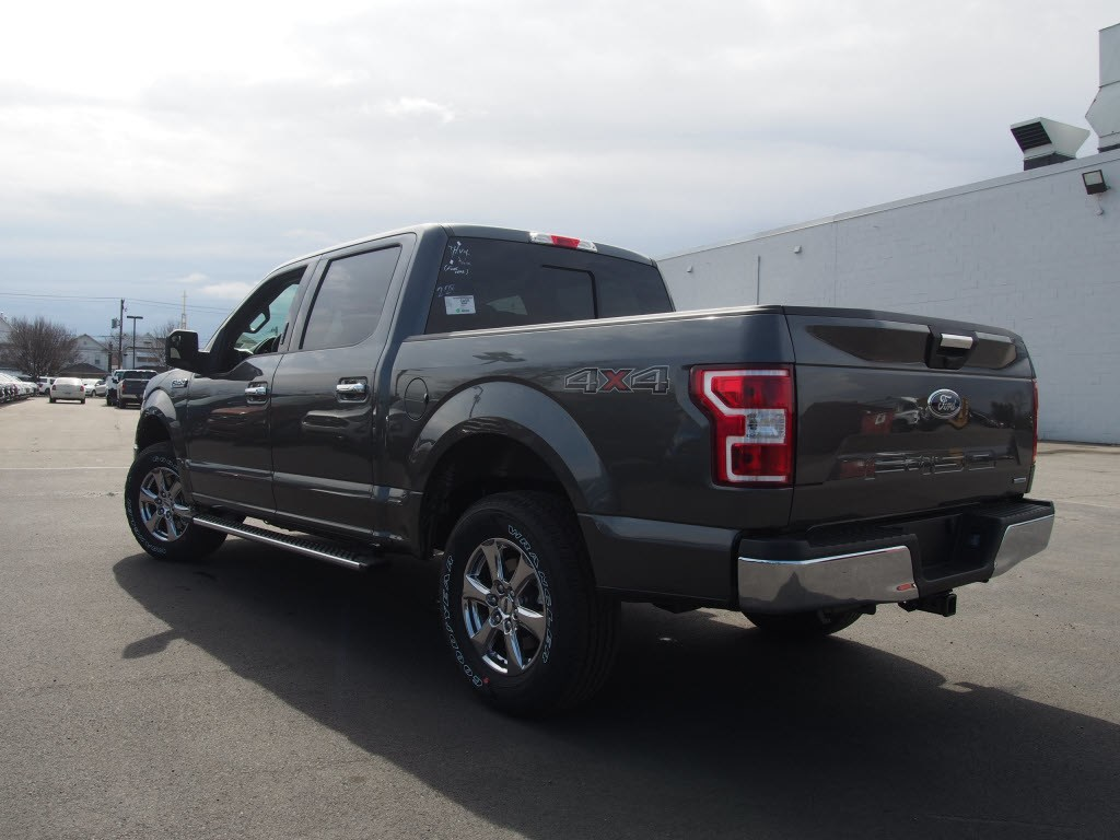 2019 F-150 SuperCrew Cab 4x4,  Pickup #10072T - photo 2