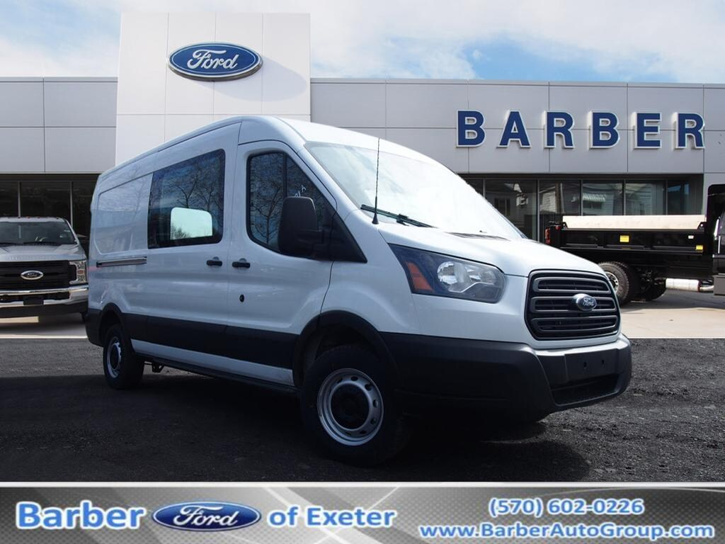 2019 Transit 250 Med Roof 4x2,  Empty Cargo Van #10078T - photo 1