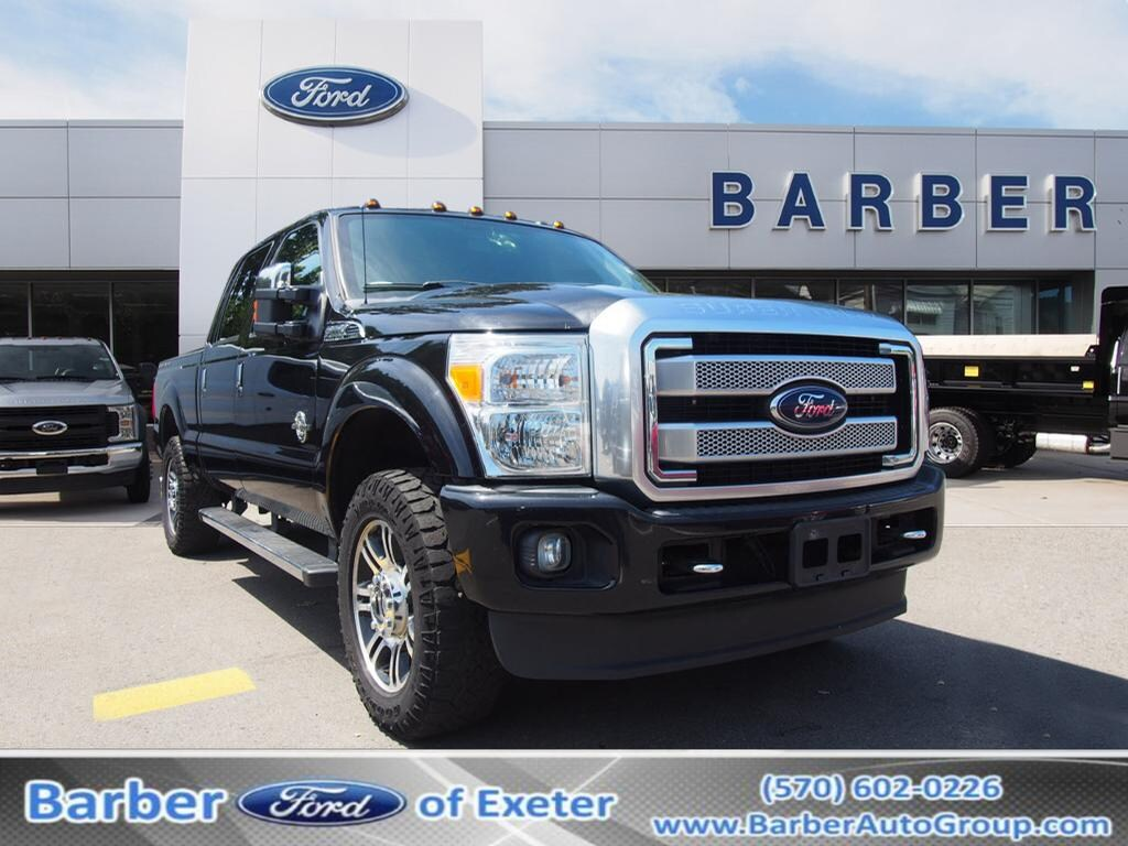 2016 F-250 Crew Cab 4x4,  Pickup #10080A - photo 1