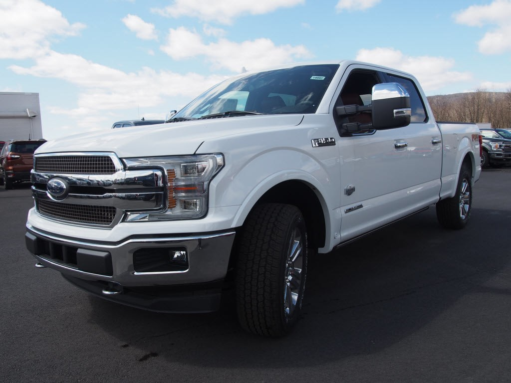 2019 F-150 SuperCrew Cab 4x4,  Pickup #10082T - photo 4