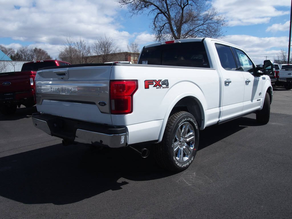 2019 F-150 SuperCrew Cab 4x4,  Pickup #10082T - photo 2