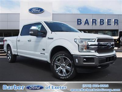 2019 F-150 SuperCrew Cab 4x4,  Pickup #10082T - photo 1