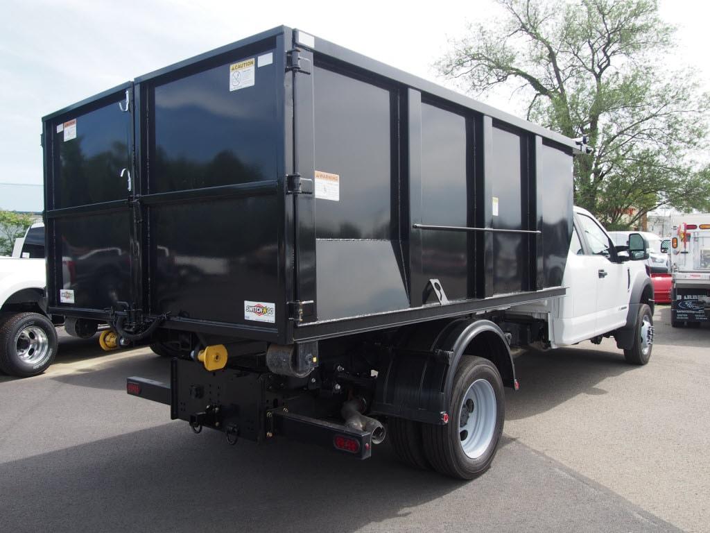 2019 F-550 Super Cab DRW 4x4, Switch N Go Drop Box Hooklift Body #10095T - photo 2