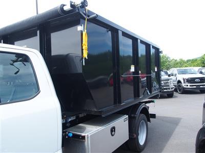 2019 F-550 Super Cab DRW 4x4, Switch N Go Drop Box Hooklift Body #10095T - photo 5