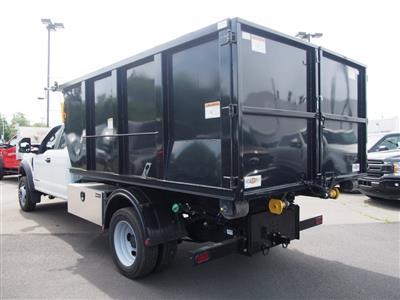 2019 F-550 Super Cab DRW 4x4, Switch N Go Drop Box Hooklift Body #10095T - photo 6