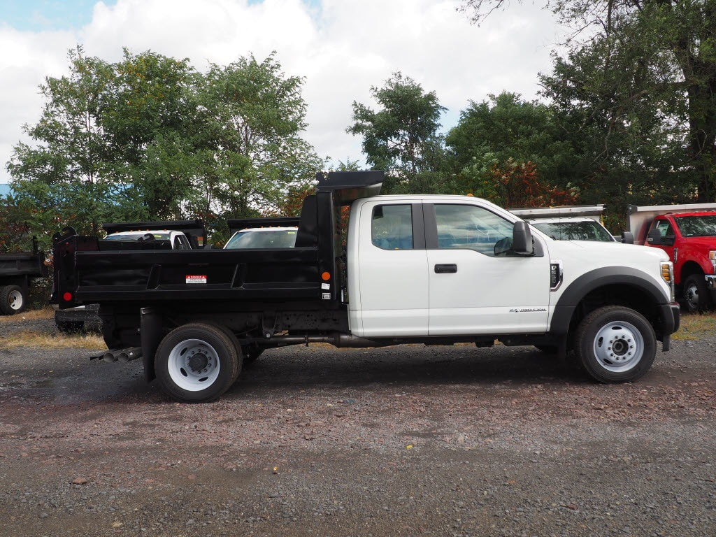 2019 Ford F-550 Super Cab DRW 4x4, Reading Marauder Dump Body #10096T - photo 15