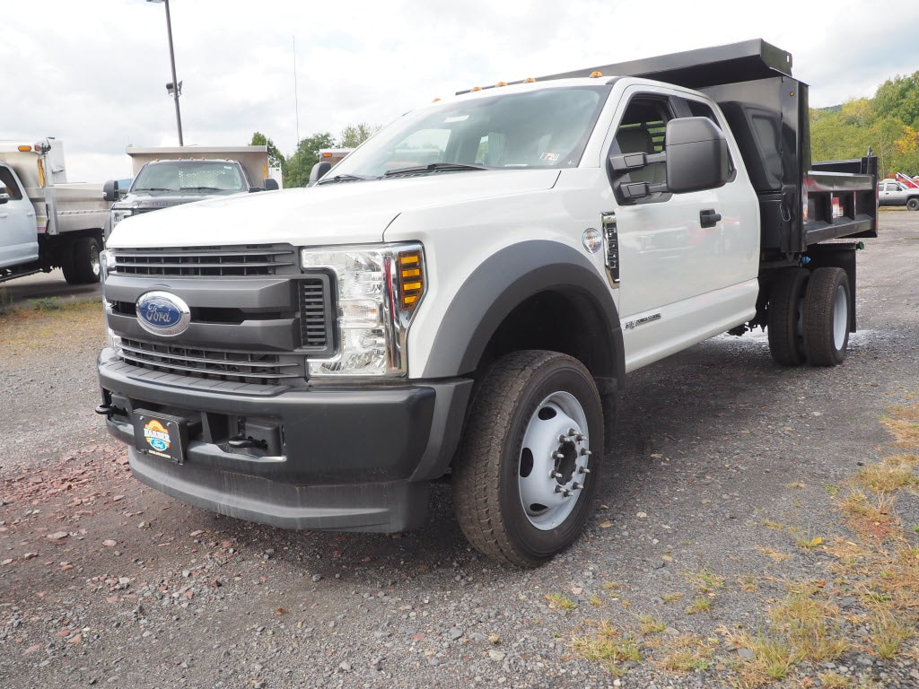 2019 Ford F-550 Super Cab DRW 4x4, Reading Marauder Dump Body #10096T - photo 20