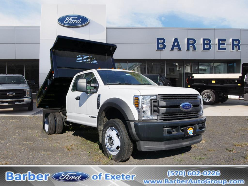2019 F-550 Super Cab DRW 4x4, Reading Panel Service Body #10096T - photo 1