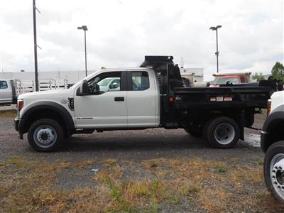 2019 Ford F-550 Super Cab DRW 4x4, Reading Marauder Dump Body #10096T - photo 19