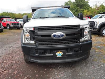 2019 Ford F-550 Super Cab DRW 4x4, Reading Marauder Dump Body #10096T - photo 21