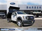 2019 Ford F-550 Super Cab DRW 4x4, Reading Marauder Dump Body #10096T - photo 3