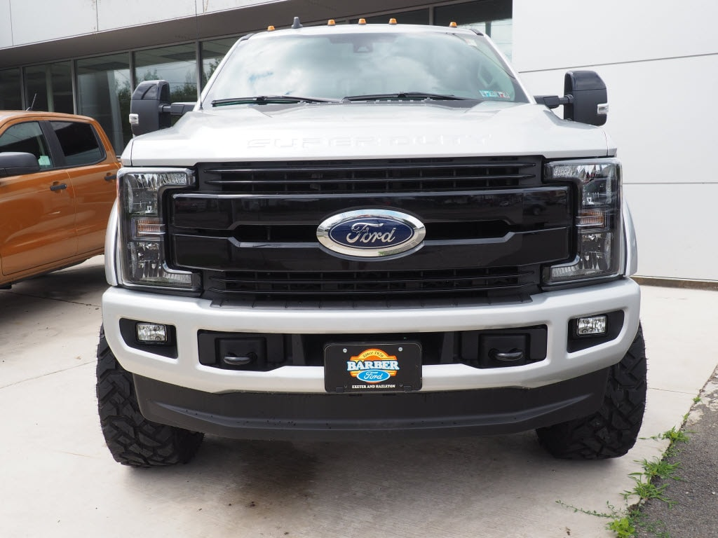 2019 Ford F-250 Crew Cab 4x4, Pickup #10102T - photo 4