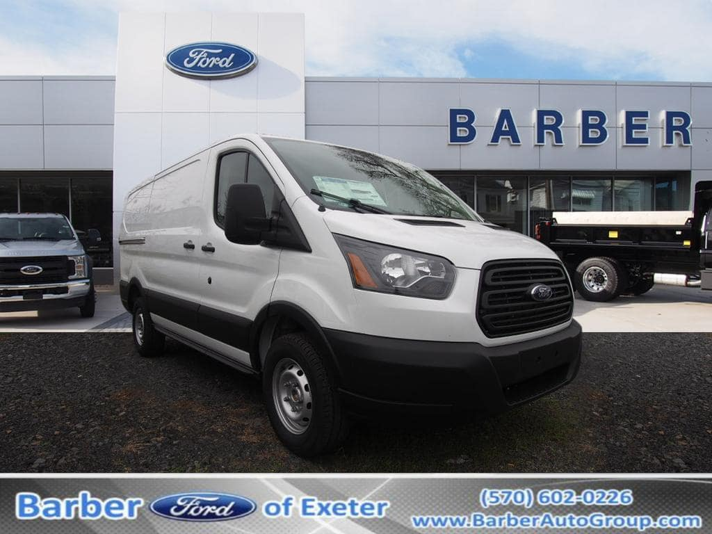 2019 Transit 250 Low Roof 4x2, Empty Cargo Van #10124T - photo 1