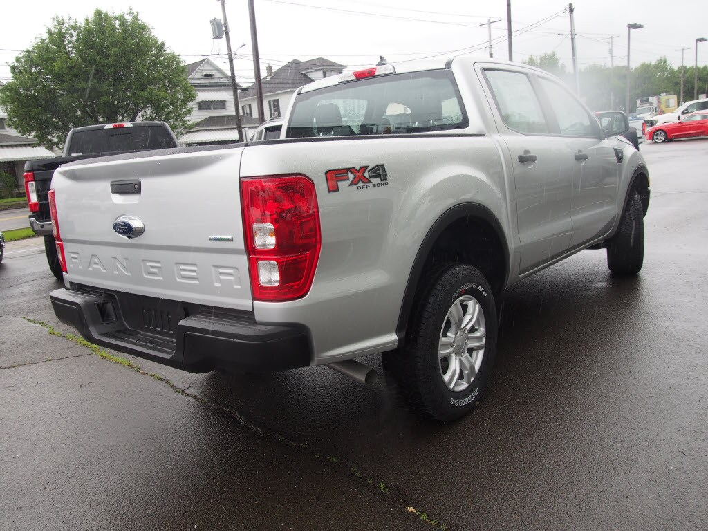 2019 Ranger SuperCrew Cab 4x4,  Pickup #10135T - photo 1