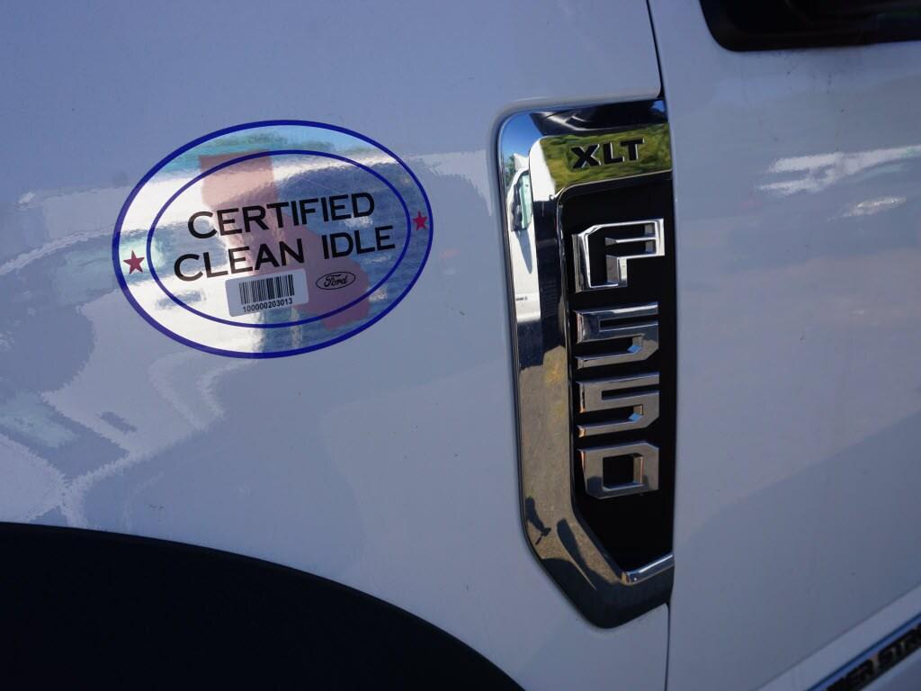 2017 F-550 Super Cab DRW 4x4, Knapheide Service Body #10147B - photo 6