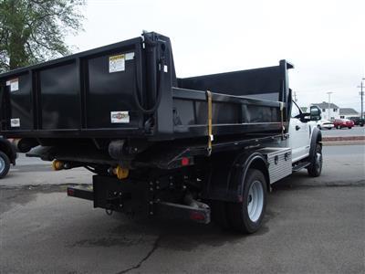 2019 F-550 Regular Cab DRW 4x4,  Switch N Go Drop Box Hooklift Body #10155T - photo 2