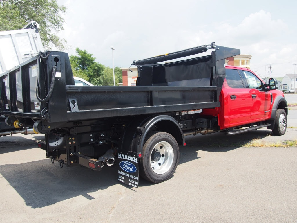 2019 F-550 Crew Cab DRW 4x4, Switch N Go Dump Body #10159T - photo 2