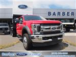 2019 F-550 Crew Cab DRW 4x4, Switch N Go Dump Body #10159T - photo 1