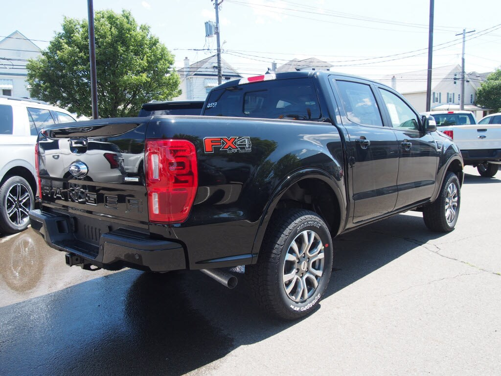 2019 Ranger SuperCrew Cab 4x4,  Pickup #10176T - photo 1
