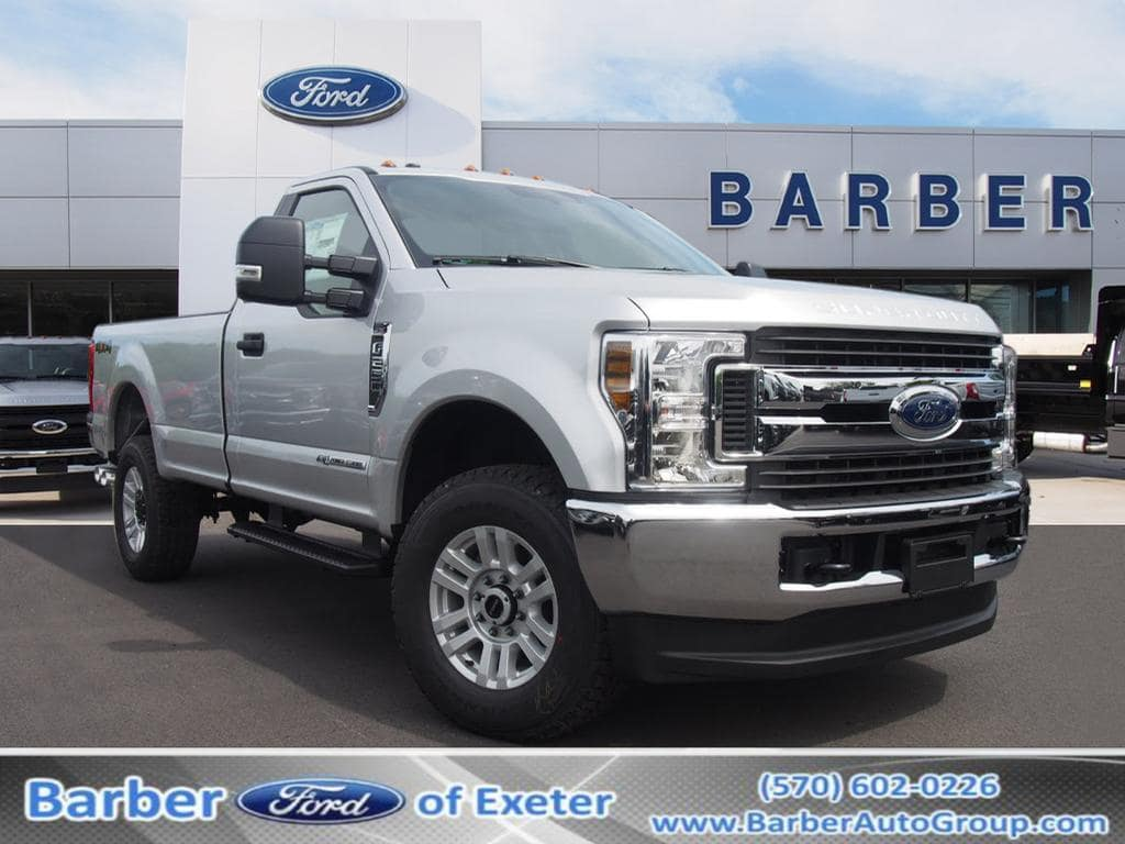 2019 F-250 Regular Cab 4x4,  Pickup #10189T - photo 1