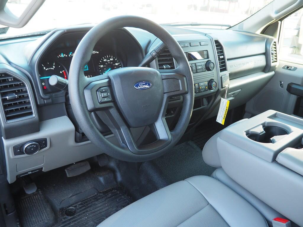 2019 Ford F-450 Regular Cab DRW 4x4, Landscape Dump #10191T - photo 10