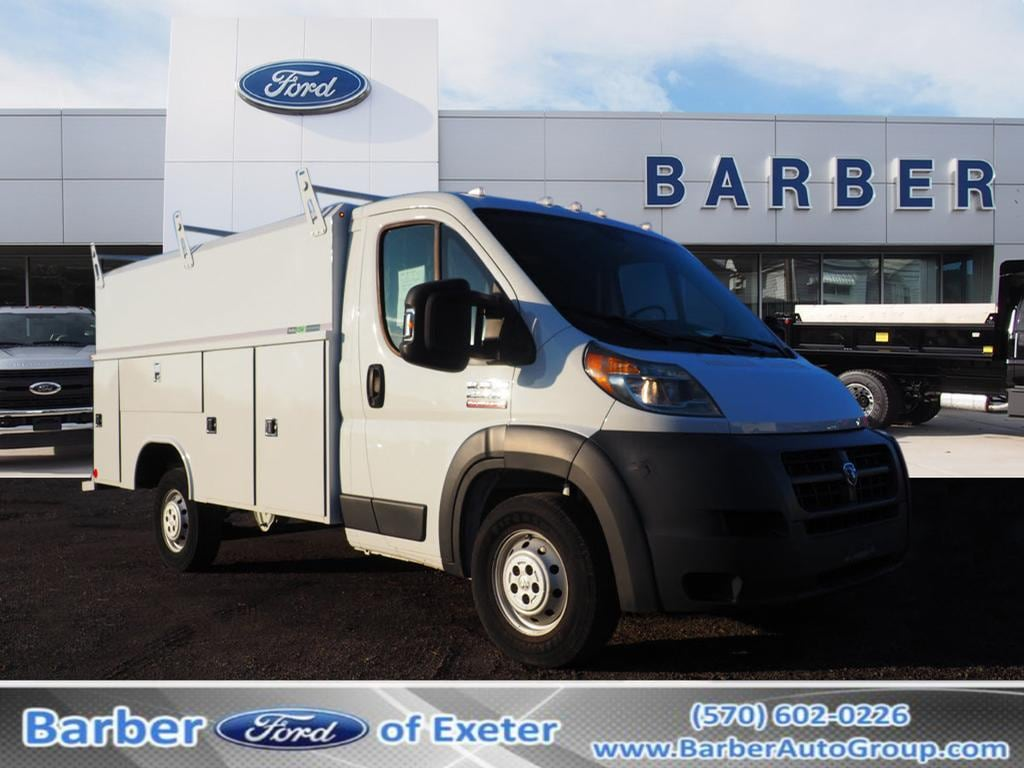 2014 ProMaster 2500 Low Roof FWD, Service Utility Van #10192A - photo 1