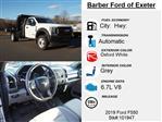 2019 Ford F-550 Regular Cab DRW 4x4, Dump Body #10194T - photo 4