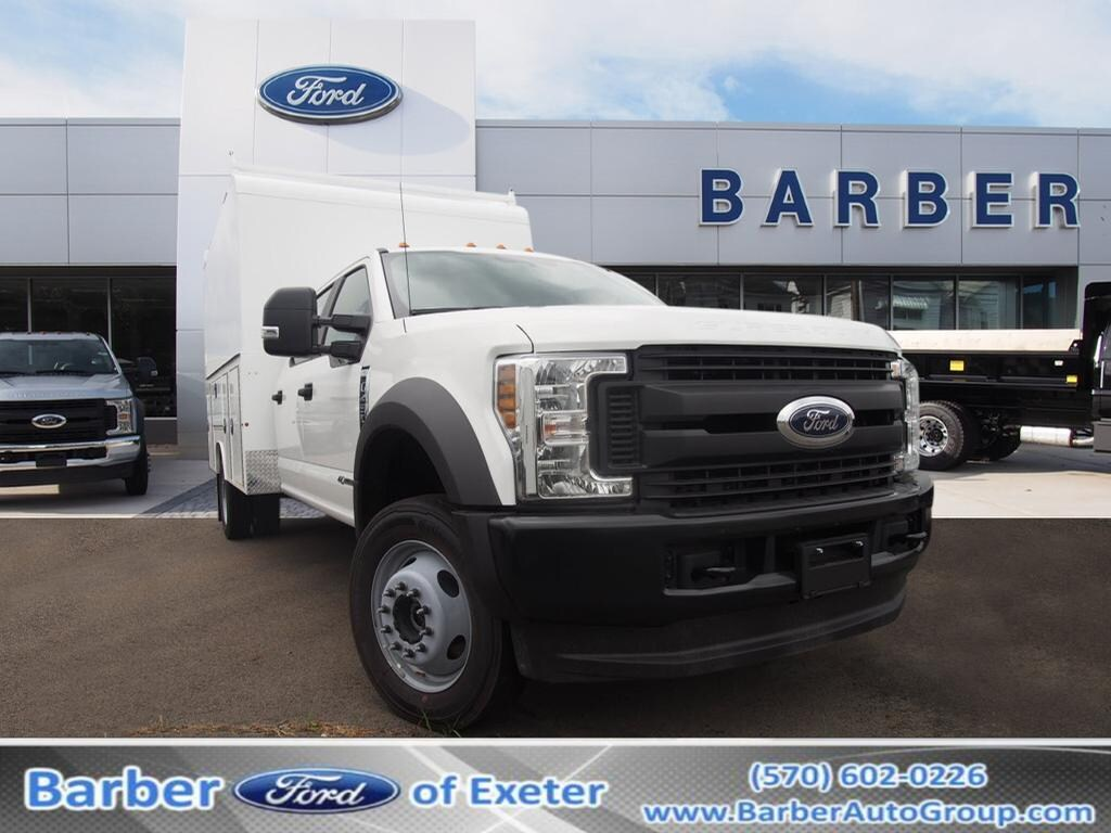 2019 F-450 Crew Cab DRW 4x4,  Duramag Service Body #10195T - photo 1