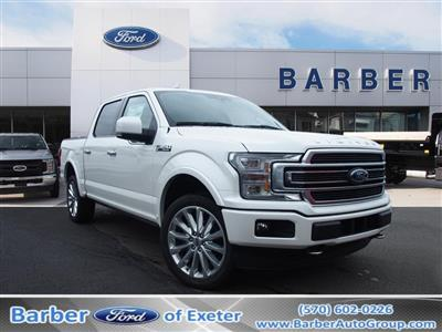 2019 F-150 SuperCrew Cab 4x4, Pickup #10210T - photo 1