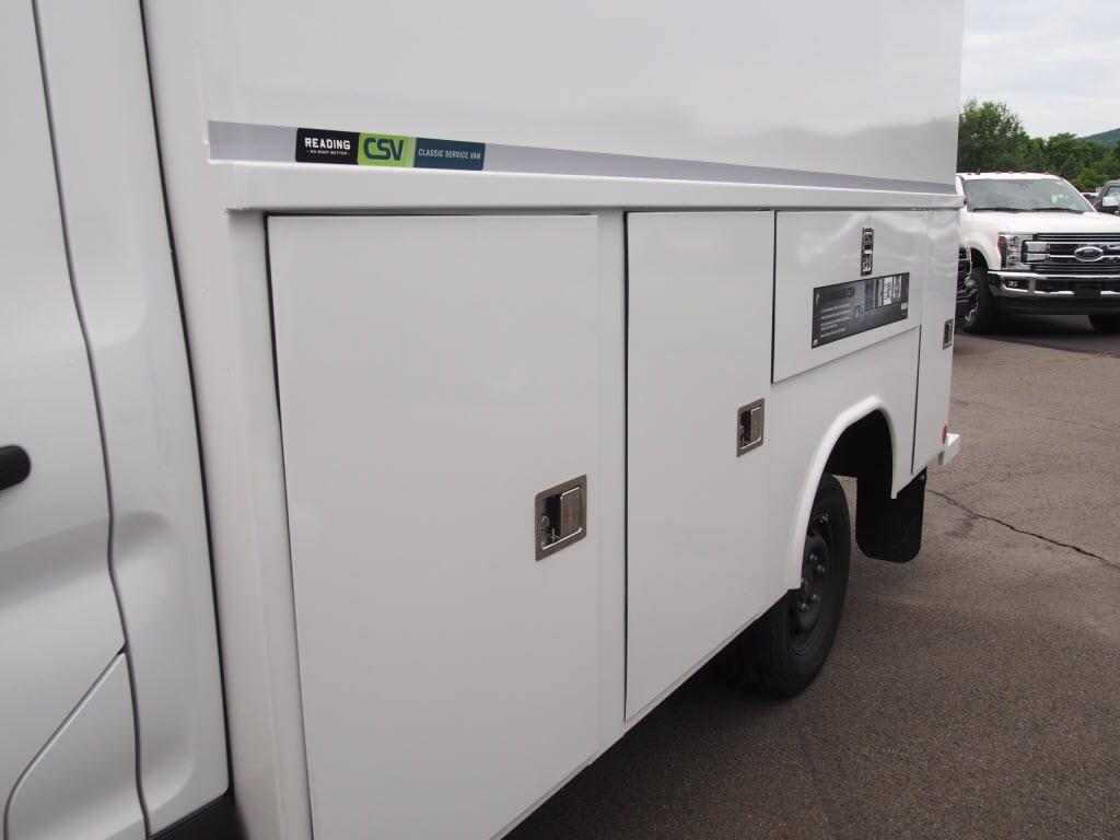 2019 Transit 350 4x2,  Reading Aluminum CSV Service Utility Van #10213T - photo 5
