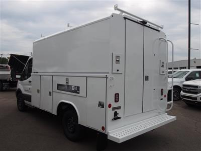 2019 Transit 350 4x2,  Reading Aluminum CSV Service Utility Van #10213T - photo 6
