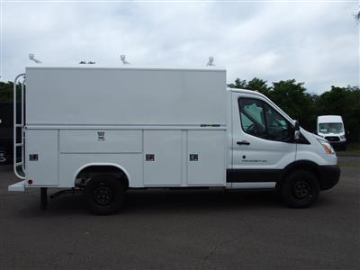 2019 Transit 350 4x2,  Reading Aluminum CSV Service Utility Van #10213T - photo 8
