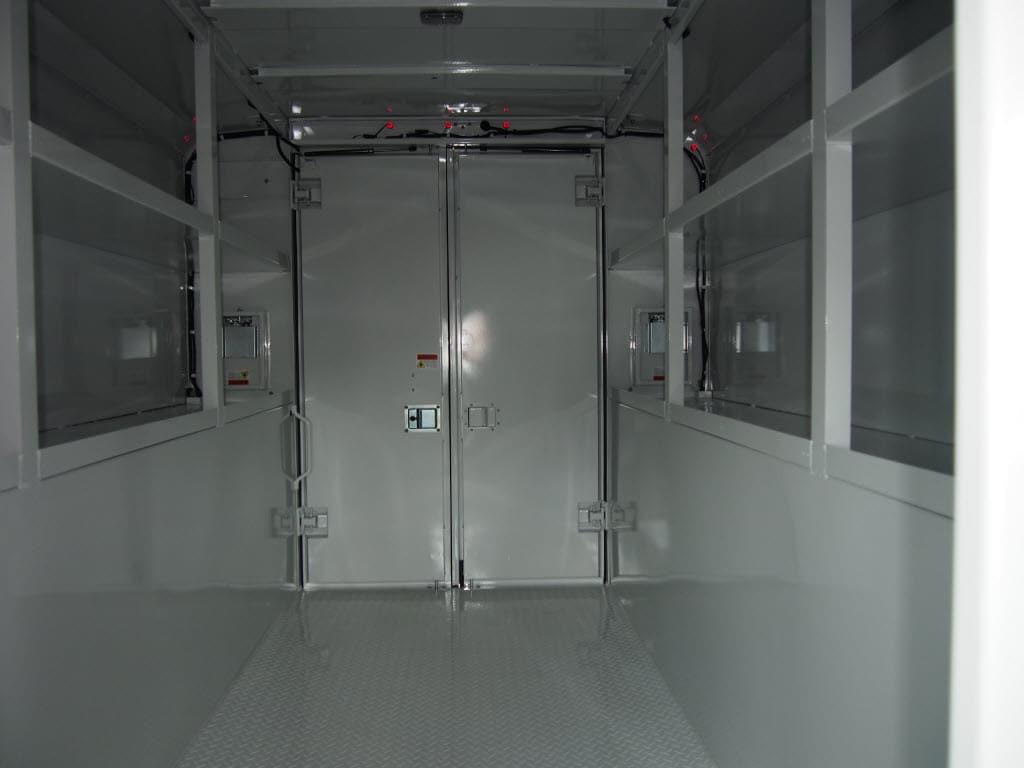 2019 Transit 350 4x2,  Reading Aluminum CSV Service Utility Van #10215T - photo 13