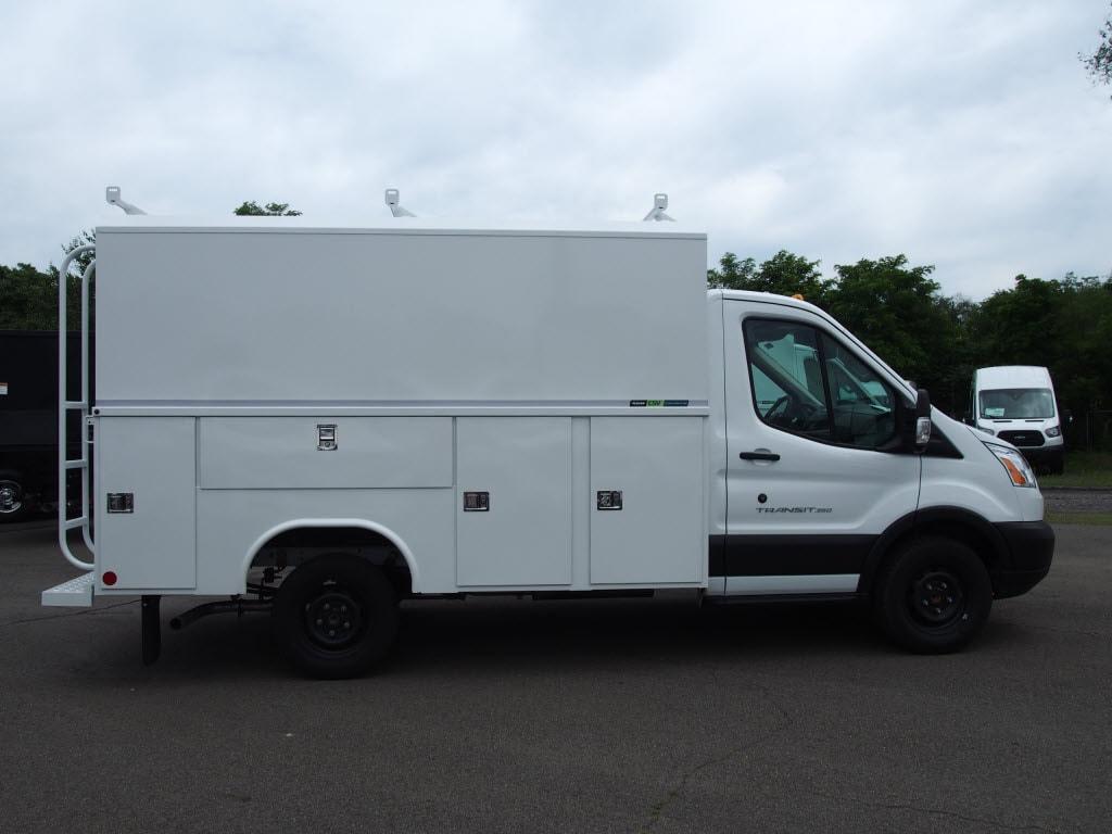 2019 Transit 350 4x2,  Reading Aluminum CSV Service Utility Van #10215T - photo 7