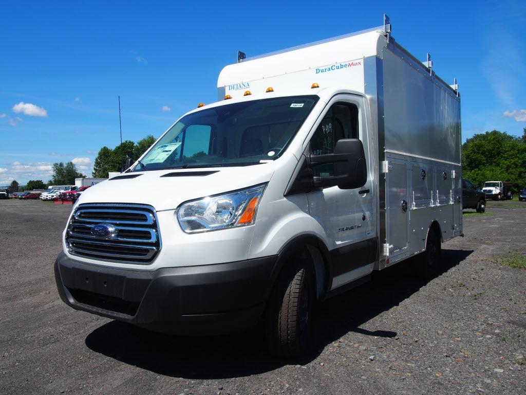 2019 Transit 350 4x2,  Dejana DuraCube Max Service Utility Van #10219T - photo 4