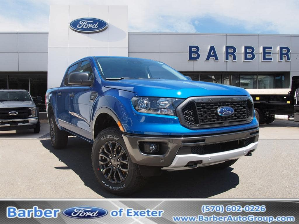 2019 Ranger SuperCrew Cab 4x4,  Pickup #10231T - photo 1