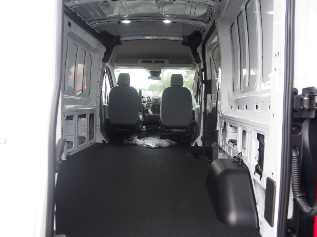 2019 Transit 250 Med Roof 4x2,  Empty Cargo Van #10242T - photo 2
