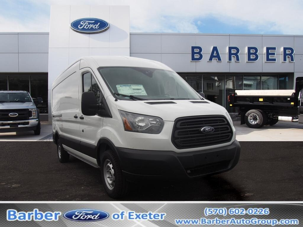 2019 Transit 250 Med Roof 4x2,  Empty Cargo Van #10242T - photo 1