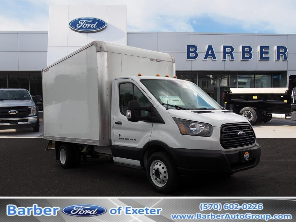 2019 Ford Transit 350 HD DRW 4x2, Duramag Cutaway Van #10249T - photo 1