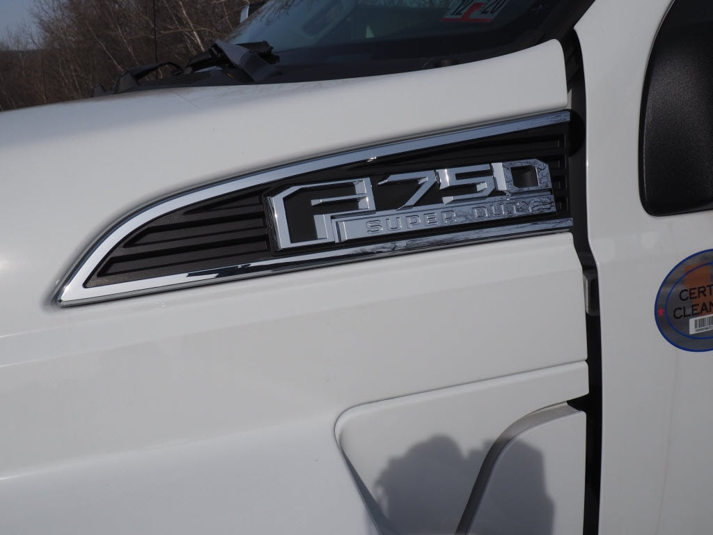 2019 F-750 Regular Cab DRW 4x2, Dump Body #10250T - photo 8