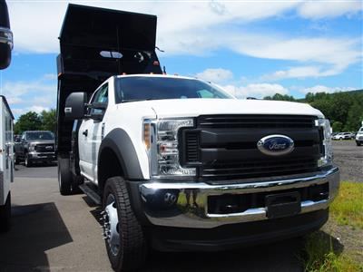 2019 F-550 Super Cab DRW 4x4,  Dump Body #10254T - photo 1